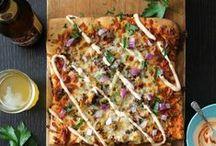 Recipes: Pizza | Rezepte: Pizza / A collection of the greatest Pizza recipes on Pinterest. I so love pizza it just makes life so much more fun | Eine Sammlung der leckersten Pizza Rezepte auf Pinterest. Ich LIEBE Pizza. Sie macht das Leben erst so richtig schön