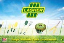 Lasher Gardening Products