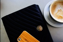 Luxury Mobile || For Her / Smartphone, Tablet, E-Reader Bags & Cases created with luxurious fabrics made from recycled plastic bottles. Check them out in store today, and follow this board to never miss an update.