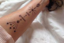 Tattoo / Tattoos that inspire me