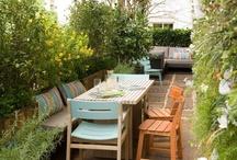 Apartamentos com jardins