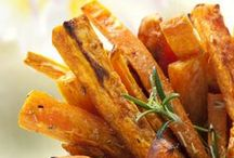Healthier - side dishes / Find healthier ways to make your favorite side dishes / by lynda wiggins