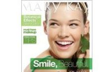 Mary kay e catalogs / by lynda wiggins