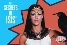 The Secrets of Isis / by Kimberly Holtzman