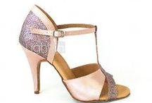 DANCES- Latine dance shoes