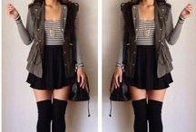 Wardrobe ideas<3