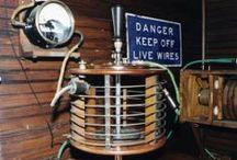 History of Wireless / The history of radio / wireless technology