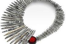 Jewelry-Paper / by Elisabeth Szomolya