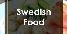 Swedish Food / This is your chance to have a look into the different types of Swedish specialities: from wild game and seafood to those calorie-laden pastries and buns. So tasty!   Find more inspiration on Slow Travel Stockholm: www.slowtravelstockholm.com/food-and-drink