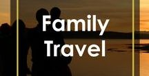 Best Family Travel / When having a family, nothing is greater than ensuring each moment is enjoyed together. In this board, you'll find the best travel tips for exploring the world with kids. Find out more: www.lolaakinmade.com/family-travel