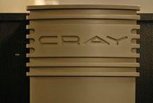 Cray Jedi / The Cray J916 vector multiprocessor restoration project at the Retro-Computing Society of RI.