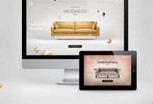 Hemsidor / Some websites that I like. UI and UX mixed with nice design work.
