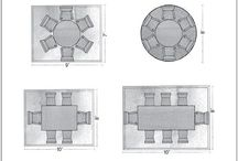 AJ: Dining Layout Guides
