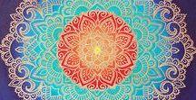 Mandalas y henna