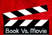 Book enthusiasts vs. movie lovers / The never-ending debate:))