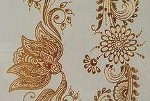 Tattoos / Temporary Flash and Henna Tattoos, Bracelets, Flowers, Hearts, Asian, Birds, Butterflies