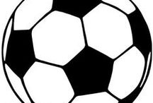 Soccer Decals and Stickers / Soccer, Custom, Personalized Decals and Stickers
