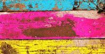 Pátinas, texturas, decapados, colores