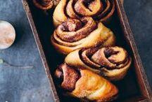 Food: Cinnamon Love / A collections of the most yummiest cinnamon recipes on Pinterest. I love anything that comes with this stuff   Eine Sammlung der leckersten Zimtrezepte auf Pinterest. Ich liebe alles, was Zimt als Zutat hat