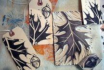 Crea :: stempels & drukken / by Bronkracht