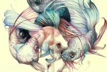 Artists that inspire / Pop surrealism