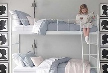 Inspiration - Kids / kids spaces, kids bedrooms, toys storage
