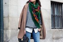 Fall/winter outfits / Inspiration for outfits in fall/winter