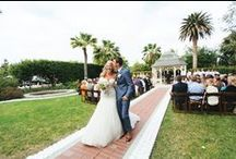 Gazebo Ceremonies at the Camarillo Ranch / The gazebo is the most popular ceremony spot at the Camarilo Ranch. Other options include one of our gardens, main lawn areas, or the Red Barn.