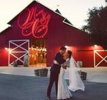 Mr. & Mrs. Camarillo Ranch / Cheers to all of our AWESOME #camarilloranch couples!