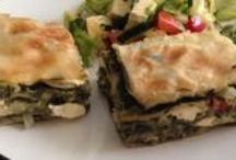 Traditional Greek vegetarian recipes