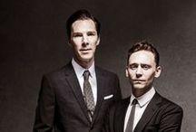 Benedict Cumberbatch/ Tom Hiddleston