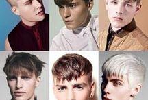 Men / Hair Fashion