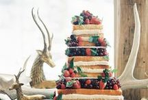Let Them Eat Cake! / Pretty, yummy, wedding cakey. / by Camarillo Ranch