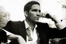 "Jim Caviezel ""Mr. Reese""♥♡♥ / by La Femme Nikkita"