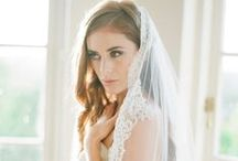 Unveiled / Velvet, lace, floral, vintage - veils. / by Camarillo Ranch