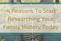 Genealogy Research Help and How-To / A wide collection of genealogy help and how-to articles to aid your family history research. Find genealogy tips, tricks, ideas, step-by-step help, and expert advice for beginners to skilled family historians looking to expand their family tree.