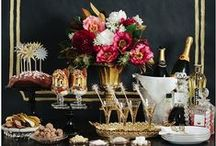 Entertaining In Style / Stylish items we carry and stylish ideas & inspirations for your perfectly-styled event!