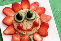 Funky food for picky children