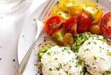 Kick start your day. / Healthy Breakfast Ideas