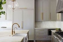Inspired: Transitional Kitchens