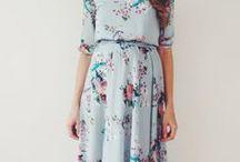 Nähideen   Kleider / Näh-Inspiration für selbstgenähte Kleider