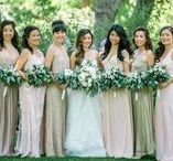 Camarillo Ranch Bridal Parties / Collection of our favorite bridal parties taken at the Camarillo Ranch. What's a wedding without your fav ladies?