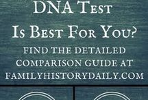 DNA & Genetic Genealogy / Interested in taking a genealogy DNA test? Already took one and wondering what to do next? Here you will find helpful advice, detailed comparisons, and in-depth breakdowns of the top ancestry DNA tests - plus tips and tools for how to best use your genealogy DNA test results to expand your family tree.