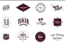 Typography & Logos / The beauty of typeface and icons / by Cobba's Infographic & Media Solutions