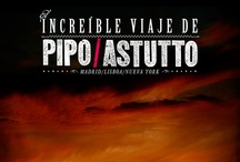 The incredible journey of Pipo and Astutto / A shortfilm by Pablo Correa and Noé Mendoza