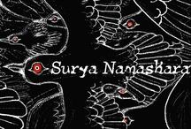 Surya Namaskara / A shortfilm by Isabel Medarde and Sergio González