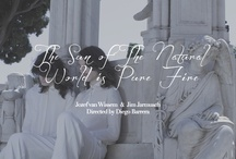 The sun of the natural world is pure fire / A music film by Diego Barrera
