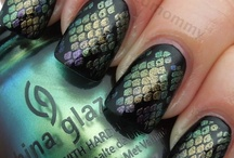 Nails and girly things