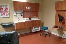 Healthcare Interiors / by Gilgomez