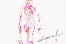 Fashion's illustrations